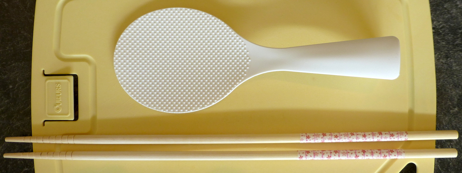 Three of my favourite Japanese kitchen tools